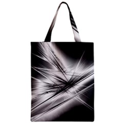 Big Bang Zipper Classic Tote Bag by ValentinaDesign