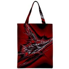 Big Bang Zipper Classic Tote Bag