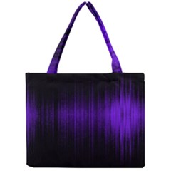 Lights Mini Tote Bag by ValentinaDesign