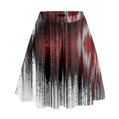 Light High Waist Skirt by ValentinaDesign