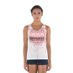 Mandala Pretty Design Pattern Women s Sport Tank Top