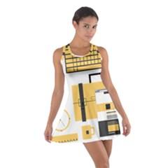 Web Design Mockup Web Developer Cotton Racerback Dress