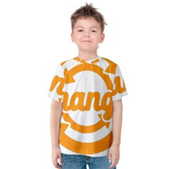 Think Switch Arrows Rethinking Kids  Cotton Tee