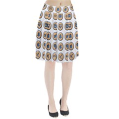 Social Media Icon Icons Social Pleated Skirt