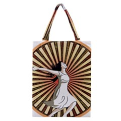 Woman Power Glory Affirmation Classic Tote Bag by Nexatart