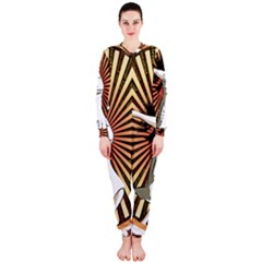 Woman Power Glory Affirmation Onepiece Jumpsuit (ladies)