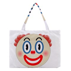 Clown Funny Make Up Whatsapp Medium Tote Bag