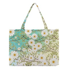 Springtime Scene Medium Tote Bag by linceazul
