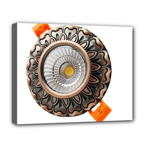 Lighting Commercial Lighting Deluxe Canvas 20  X 16   by Nexatart