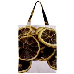 Lemon Dried Fruit Orange Isolated Classic Tote Bag by Nexatart