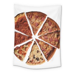 Food Fast Pizza Fast Food Medium Tapestry