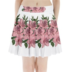 Orchid Pleated Mini Skirt by Valentinaart