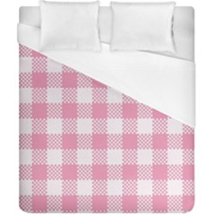 Plaid Pattern Duvet Cover (california King Size) by ValentinaDesign