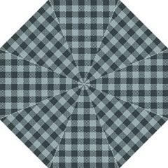 Plaid Pattern Folding Umbrellas by ValentinaDesign