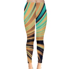 Colors Leggings  by ValentinaDesign