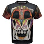 The Sugar Skull  - Men s Cotton Tee