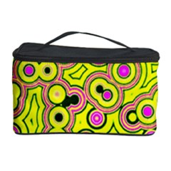 Bubble Fun 17d Cosmetic Storage Case by MoreColorsinLife