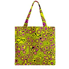 Bubble Fun 17d Grocery Tote Bag by MoreColorsinLife