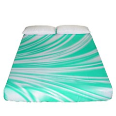 Colors Fitted Sheet (king Size) by ValentinaDesign