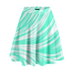 Colors High Waist Skirt by ValentinaDesign