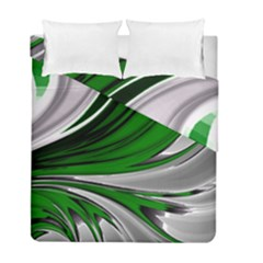 Colors Duvet Cover Double Side (full/ Double Size) by ValentinaDesign