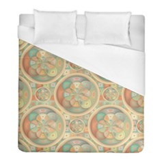 Complex Geometric Pattern Duvet Cover (full/ Double Size) by linceazul
