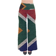 Vintage Flag   South Africa Pants by ValentinaDesign