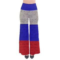 Vintage Flag   Russia Pants by ValentinaDesign