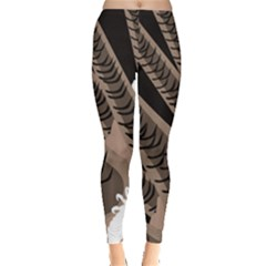 Head Lice Killer Hair Leggings  by Mariart