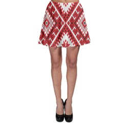 Fabric Aztec Skater Skirt by Mariart