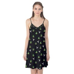 Cactus Pattern Camis Nightgown by Valentinaart