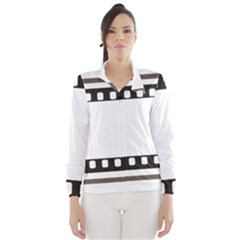 Frame Decorative Movie Cinema Wind Breaker (women)