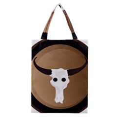 Logo The Cow Animals Classic Tote Bag