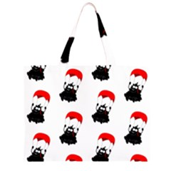 Pattern Sheep Parachute Children Zipper Large Tote Bag by Nexatart