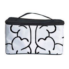 Brain Mind Gray Matter Thought Cosmetic Storage Case