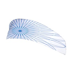 Spirograph Pattern Circle Design Stretchable Headband