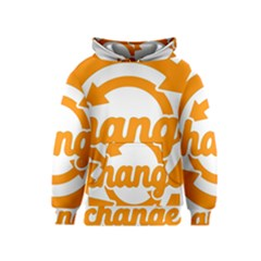 Think Switch Arrows Rethinking Kids  Pullover Hoodie