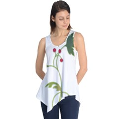 Element Tag Green Nature Sleeveless Tunic