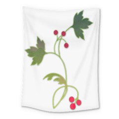 Element Tag Green Nature Medium Tapestry