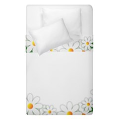 Photo Frame Love Holiday Duvet Cover Double Side (single Size) by Nexatart