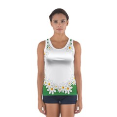 Photo Frame Love Holiday Women s Sport Tank Top