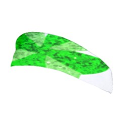 St Patricks Day Shamrock Green Stretchable Headband