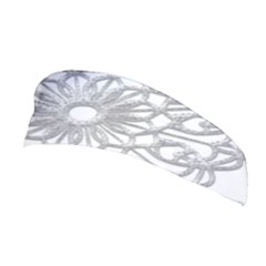 Scrapbook Side Lace Tag Element Stretchable Headband