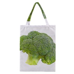 Broccoli Bunch Floret Fresh Food Classic Tote Bag