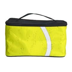 Tennis Ball Ball Sport Fitness Cosmetic Storage Case by Nexatart