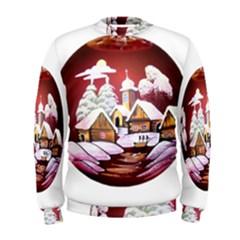 Christmas Decor Christmas Ornaments Men s Sweatshirt