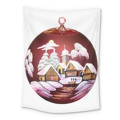 Christmas Decor Christmas Ornaments Medium Tapestry