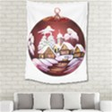 Christmas Decor Christmas Ornaments Medium Tapestry View2