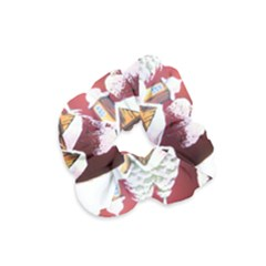 Christmas Decor Christmas Ornaments Velvet Scrunchie