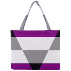 Aegosexual Autochorissexual Flag Mini Tote Bag by Mariart